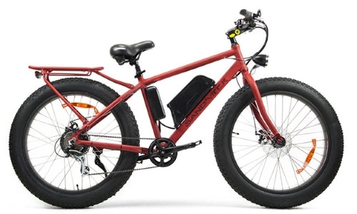 Brand New SSR Motorsports 500 Watt Sand Viper Fat Tire Electric Bike
