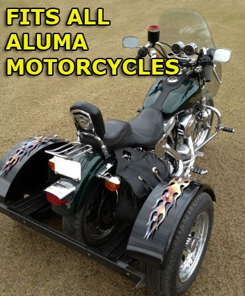 Aluma Motorcycle Trike Kit - Fits All Models