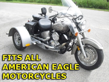 American Eagle Motorcycle Trike Kit - Fits All Models