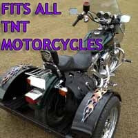 TNT Motorcycle Trike Kit - Fits All Models