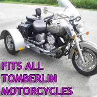 Tomberlin Motorcycle Trike Kit - Fits All Models