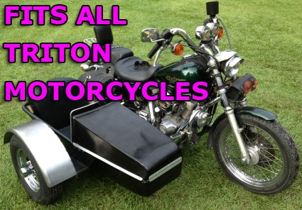 Triton Side Car Motorcycle Sidecar Kit
