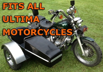 Ultima Side Car Motorcycle Sidecar Kit