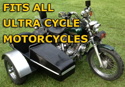 Ultra Cycle Side Car Motorcycle Sidecar Kit