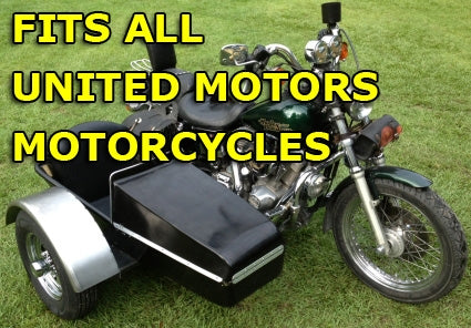 United Side Car Motorcycle Sidecar Kit