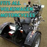 Volkswagen Motorcycle Trike Kit - Fits All Models