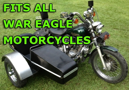 War Eagle Side Car Motorcycle Sidecar Kit