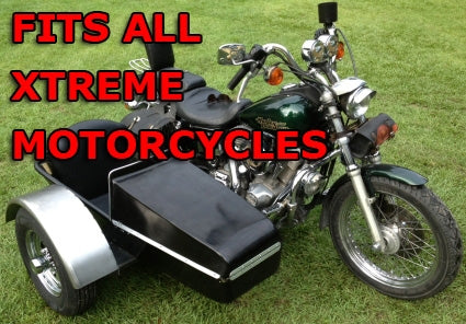 Xtreme Side Car Motorcycle Sidecar Kit