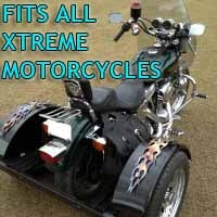 Xtreme Motorcycle Trike Kit - Fits All Models