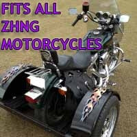 Zhng Motorcycle Trike Kit - Fits All Models