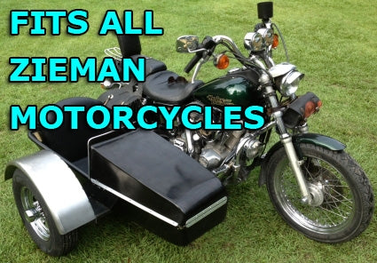 Zieman Side Car Motorcycle Sidecar Kit