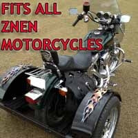 Znen Motorcycle Trike Kit - Fits All Models