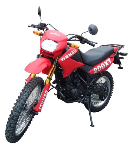 200cc Denali Enduro Dirt Bike Motorcycle 5 Speed - Denali 200XT