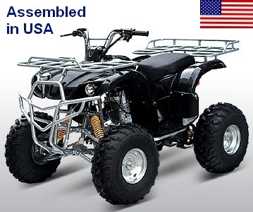 Brand New 200cc Elite Fully Assembled Manual ATV - RHINO250