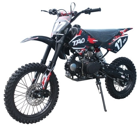 DB-17 125cc Dirt Bike 4 Speed Kick Start - DB-17