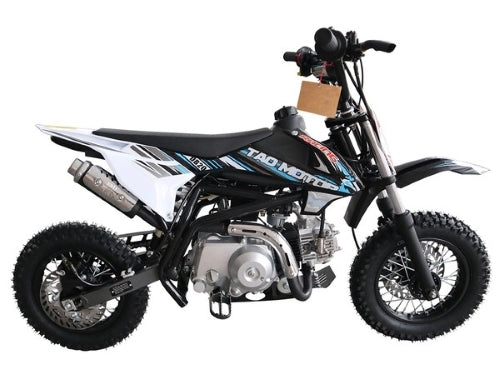 110cc Dirt Bike Automatic Kids Pit Dirt Bike Motorcycle w/24