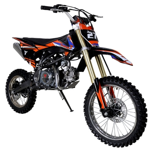 TAOTAO 125cc Dirt Bike 4-Speed Manual Kick Start - DB-27