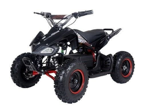 500 Watt Kids 36 Volt Electric Four Wheeler ATV Youth - E1-500