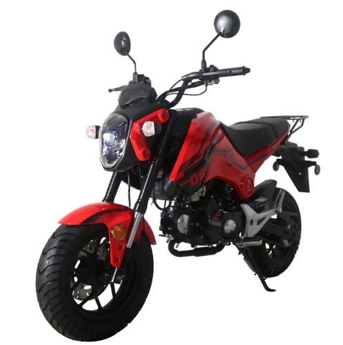 125cc Tao Tao Hellcat Motorcycle 4 Speed Manual Moped Scooter 4 Speed Manual