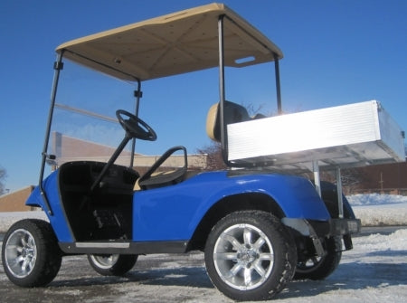 Custom Ez Go 36V Electric Utility Golf Cart With Aluminum Dump Bed