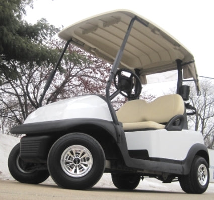 48 Volt Golf Cart Club Car Precedent Off The Course Cleaned