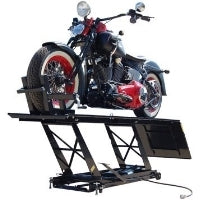 Brand New Automotive Titan 1000L Motorcycle Lift