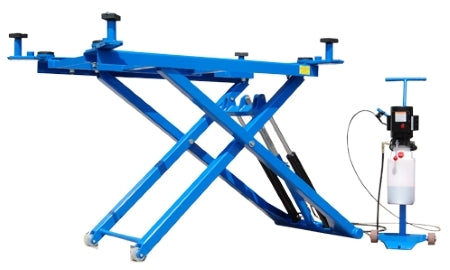 Brand New Automotive Titan 6,000 lb Mid Rise Scissor Car Vehicle Lift
