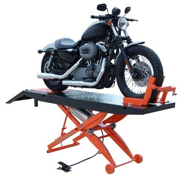 Brand New Automotive Titan 1000D Motorcycle Lift