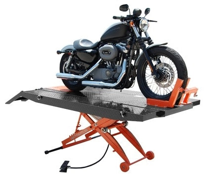 Brand New Automotive Titan 1000D-XLT Motorcycle Lift