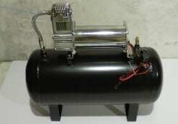 5 Gallon Foxx Air Compressor for Train Horn Kits and More