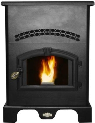 High Quality High Capacity Multi-Fuel Pellet Stove Warms Up To 1,750 Sq. Ft.
