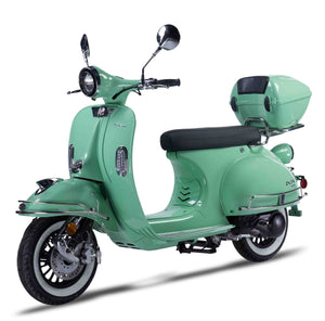 Znen 150cc 4 Stroke Fully Automatic Gas Moped Scooter - VES-150-California-Pickup