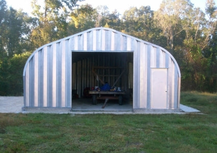 20' x 40' x 16' Metal Camper RV Storage Garage Building
