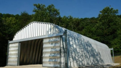 30' x 40' x 14' Metal Garage General Storage Building
