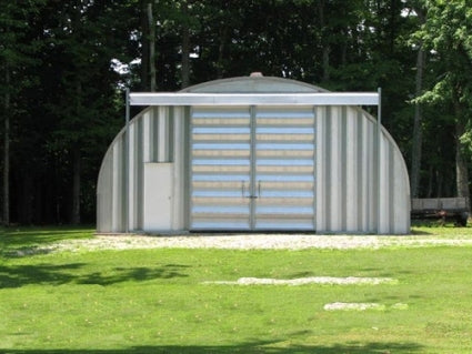 25' x 40' x 14' Prefab Metal Garage Storage Building Kit