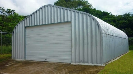 16' x 20' x 12' Metal Residential Garage General Storage Building