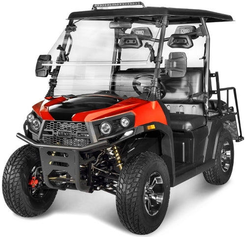 Gas Golf Cart Utility Vehicle UTV Rancher 200 EFI With Automatic Trans. & Reverse