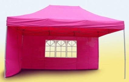 Brand New 10' x 15' Pink Pop Up  Canopy / Tent