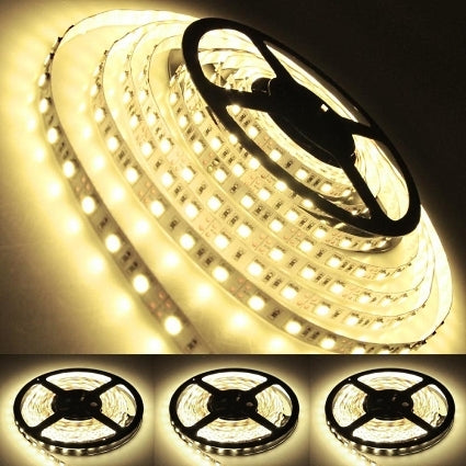 Brand New 3x5M 5050 SMD 300 LED Warm White Strip Light