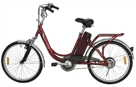 Brand New Electric Bike Navigator Urban Street Bicycle Womens