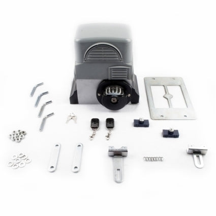 Basic Kit Heavy-Duty Sliding Gate Opener For Sliding Gates Up to 60-Feet Long and 5700-Pounds