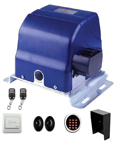 Accessories Kit Sliding Gate Opener For Sliding Gates Up to 30-Feet Long and 900-Pounds