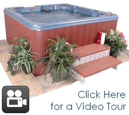 Great Sport 390 7 person Hot Tub Spa