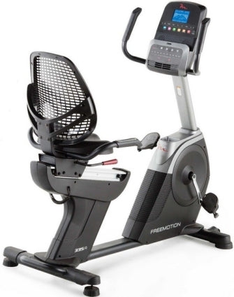 Refurbished Freemotion 335R Recumbent Bike