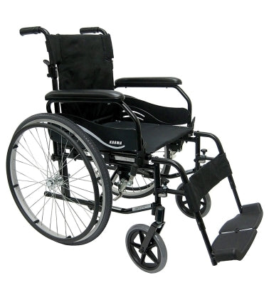 Brand New High Quality Karman KM-802Q � Ultra Lightweight Wheelchair With Quick Release Axles