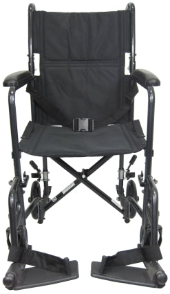 Brand New High Quality Karman LT-2000 19 lb. Ultralight Aluminum Transport Wheelchair