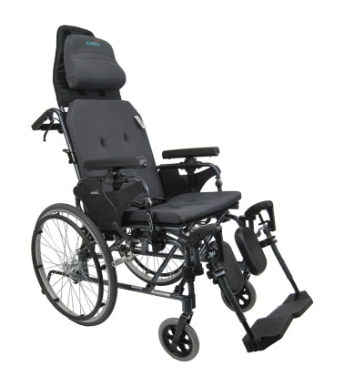 Wheelchair High Quality Karman MVP-502-MS � 36 lbs Manual Reclining Wheelchair