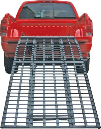 Brand New High Quality 9' Folding Motorcycle Ramp