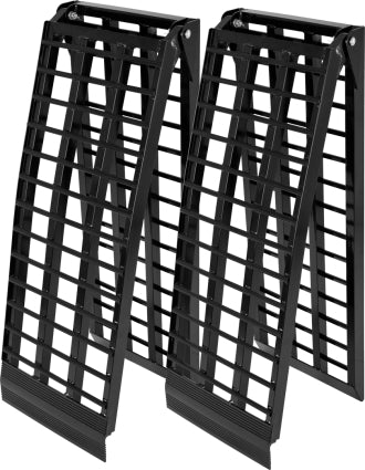 Brand New X-Tra Wide Heavy Duty Folding Arched Ramps