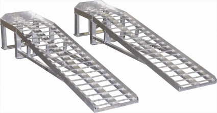 Brand New High Quality Low Profile Car Service Ramp